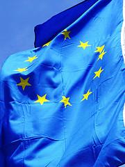 Bonn - EU flag