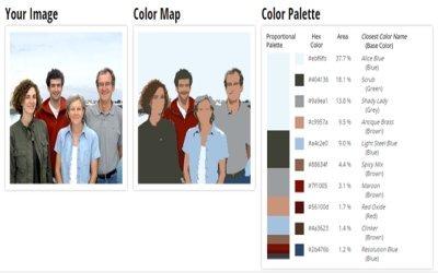 choisir les bonnes couleurs pour un site (hexa, rgb)