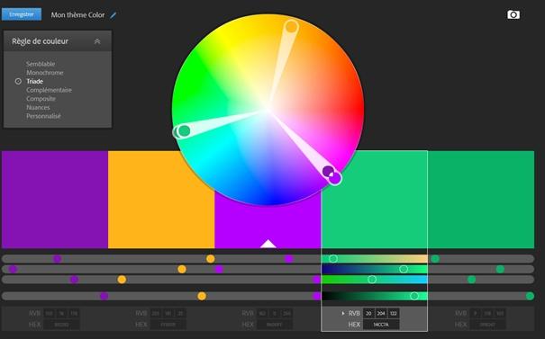 Quelles couleurs associer ?