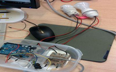 arduino et relais pour commander du 220 V