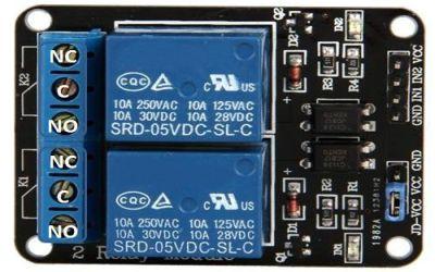 relais 5V / 220 V pas cher pour arduino