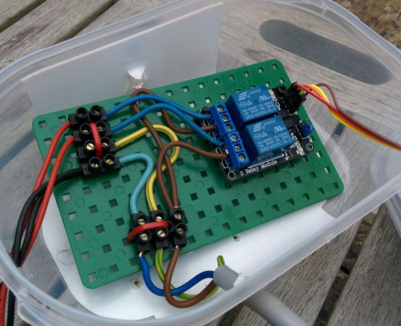 commander des relais 220V avec arduino Nano et bluetooth