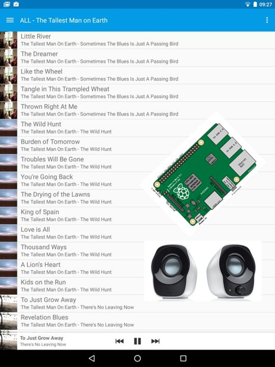 Raspberry Pi : créer un serveur de musique avec mpd