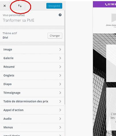 Importer et exporter des paramètres et modèles du thème Divi pour WordPress
