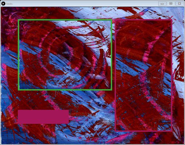 Processing : utilisation de PImage et get()