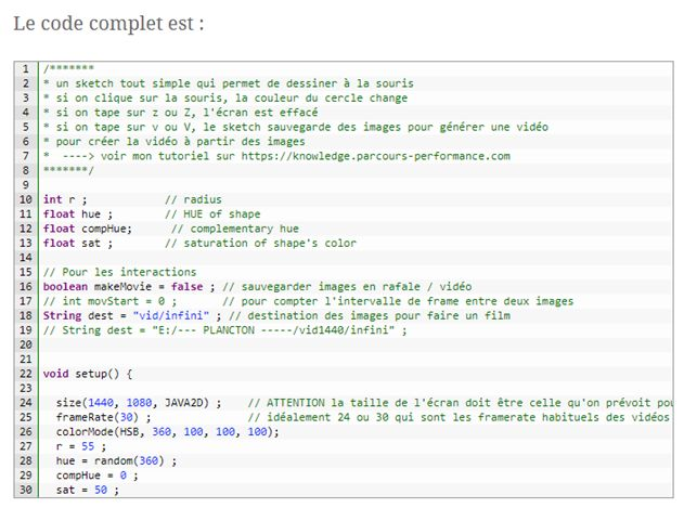 Crayon Syntax Highlighter sur du code java